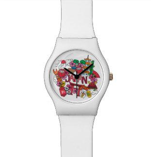 Kawaii niedliches Japan Armbanduhr
