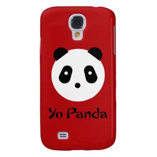 Kawaii ~ niedliches Panda-Gesicht Galaxy S4 Hülle
