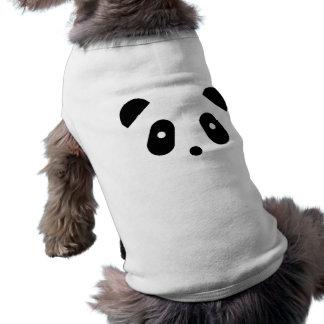 Kawaii ~ niedliches Panda-Gesicht Shirt