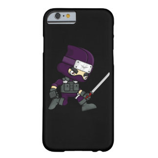 Kawaii Ninja Jungen-Kampf-Position Barely There iPhone 6 Hülle
