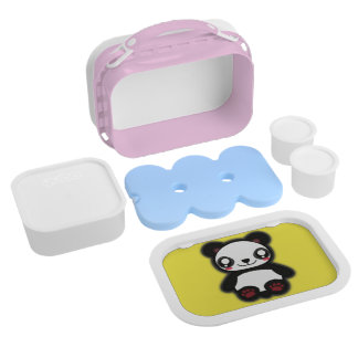 Kawaii Panda luchbox Brotdose
