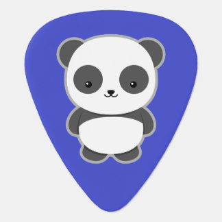 Kawaii Panda Plektron