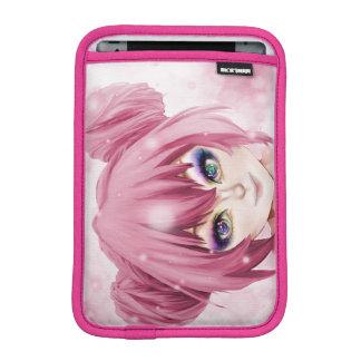 Kawaii Pastell-Mädchen Sleeve Für iPad Mini