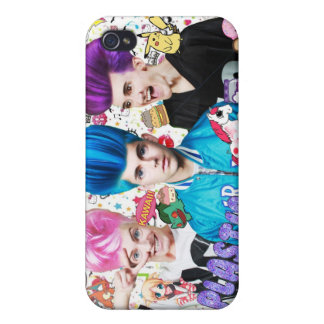 Kawaii PlastikiPhone Fall iPhone 4 Schutzhüllen