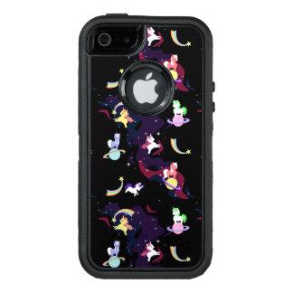 Kawaii Raum-Einhörner OtterBox iPhone 5/5s/SE Hülle