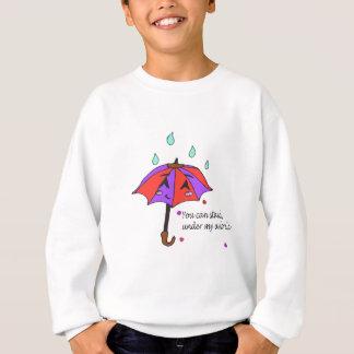 Kawaii Regenschirm Sweatshirt