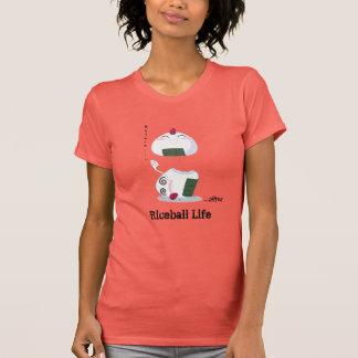 Kawaii Riceball/Onigiri - Starkes Leben T-Shirt