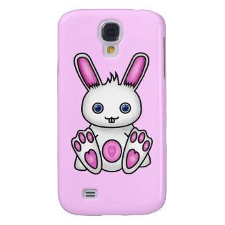 Kawaii rosa Häschen Galaxy S4 Hülle