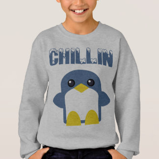 kawaii scherzt tweety Pinguin chillin Sweety Sweatshirt
