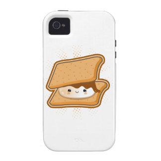 Kawaii Smore iPhone 4 Hülle