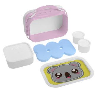 Kawaii, Spaß, lustiger und cooler Koala Lunchbox