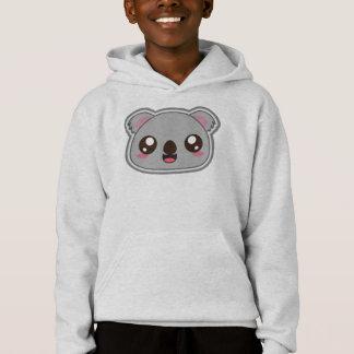 Kawaii, Spaß und lustiges Koala-Shirt Hoodie