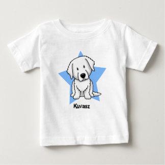 Kawaii Stern Kuvasz Baby T-shirt