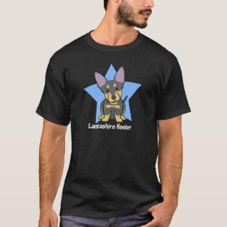 Kawaii Stern Lancashire Heeler T-Shirt