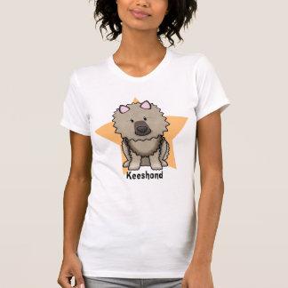 Kawaii Sternkeeshond-Damen-T - Shirt