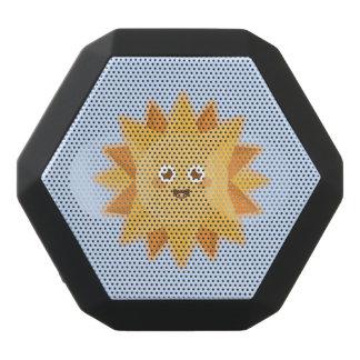 Kawaii Sun Schwarze Bluetooth Lautsprecher