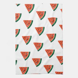 Kawaii super niedliches Wassermelone-Tuch Küchentuch