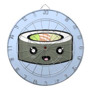 Kawaii Sushi Dart-scheibe
