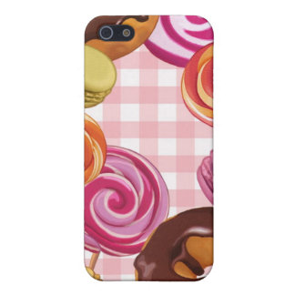 Kawaii Süßigkeit iPhone 5 Etui
