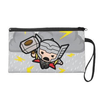 Kawaii Thor mit Blitz Wristlet