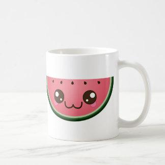 Kawaii Wassermelone Kaffeetasse