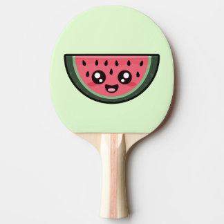Kawaii Wassermelone Tischtennis Schläger