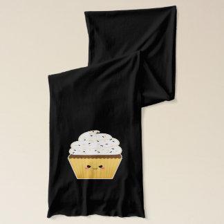 Kawaii zwei Halloween-kleiner Kuchen Schal