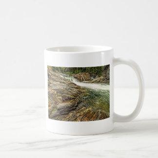Kaweah Fluss-Fälle Kaffeetasse