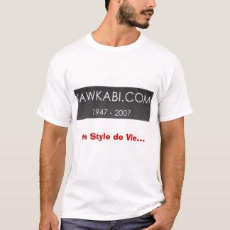 kawkabi.com, Un Style de Vie… T-Shirt