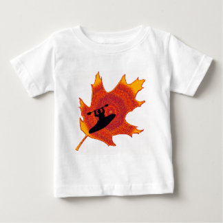 Kayak alle Eichen Baby T-shirt