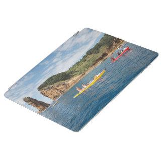 Kayaking in Azoren iPad Hülle