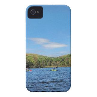 Kayaking versteckter Valley See Case-Mate iPhone 4 Hülle