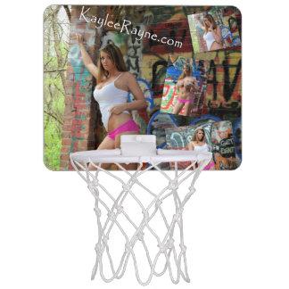 Kaylee Rayne- MiniBasketballkorb 08 Mini Basketball Ringe