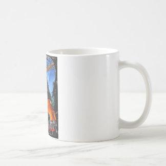 Kazakhstan Rakete Kaffeetasse