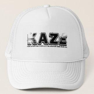 KAZE, vier Buchstaben und Sie haben das bestste… Truckerkappe