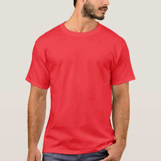 KCCA_Tshirt_RED T-Shirt