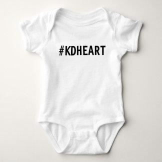 KD Herz-Baby Baby Strampler