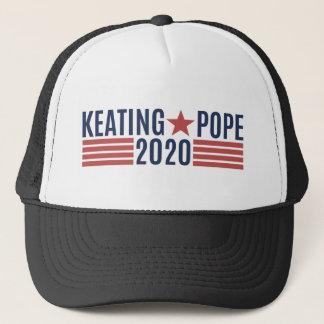 Keating Papst 2020 Truckerkappe