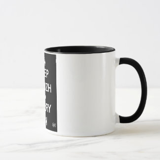 Keep Breizh and carry on Tasse