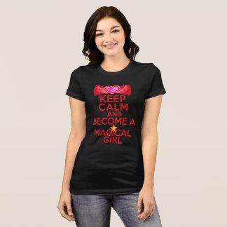 Keep Calm Magical Girl T-Shirt
