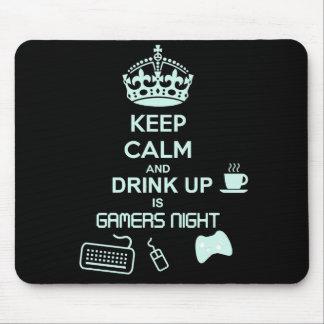 Keep Calm Mouse Pad Mousepad
