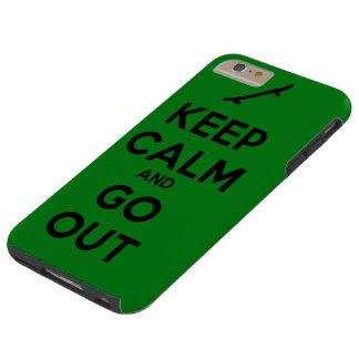 Keep clam tough iPhone 6 plus hülle