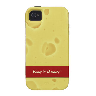 Keep it cheesy! - Iphone Cover Vibe iPhone 4 Hülle