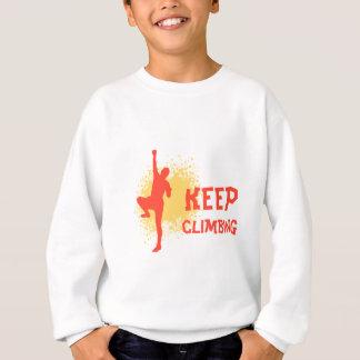 Keep Klettern Sweatshirt