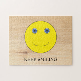 Keep Smiling Puzzle