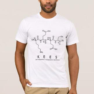 Kees-Peptidnamen-Shirt T-Shirt
