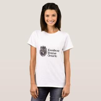 Keeshond-Rettungs-Ontario-T - Shirt