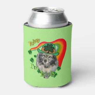 Keeshond-St. Patricks Dosenkühler
