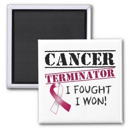 Kehlkopfkrebs-Abschlussprogramm Magnets