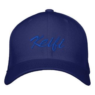 Keifi Blau Bestickte Baseballkappe